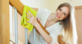 W8 cleaning services in Kensington