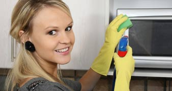 W10 cleaning services in North Kensington