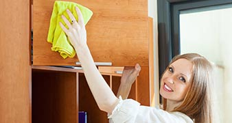 E16 cleaning services in North Woolwich