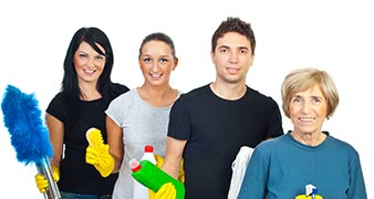 GU25 carpet and upholstery cleaners Virginia Water