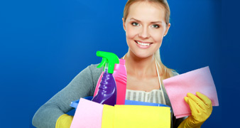N17 cleaning services in West Green