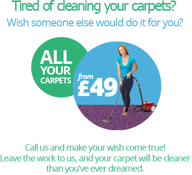 Carpet Cleaning at Lowest Prices
