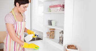 Kitchen Cleaning in North West London