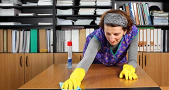 E5 office carpet cleaning Hackney
