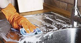RM13 steam clean sofa Wennington