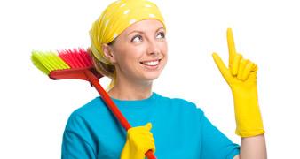 N1 floor cleaners in De Beauvoir Town