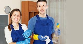 E6 deep clean house East Ham