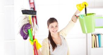 N4 deep clean house Haringey