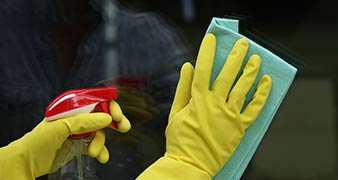 SW7 cleaning services in Kensington