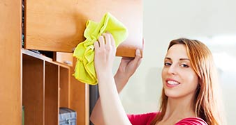 SW1 cleaning services in Knightsbridge
