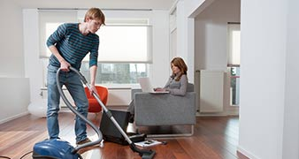 SE18 cleaning services in Plumstead