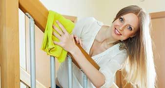 DA12 floor cleaners in Singlewell