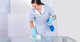 SE1 cleaning services in Waterloo