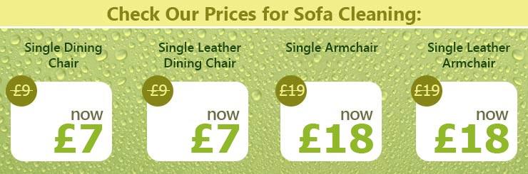 Preston Furniture Cleaning Service Costs HA9